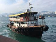 Coral Sea 8A Sai Wan Ho to Kwun Tong 30-05-2017(2)