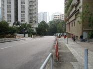 Tai Wo Hau Rd near Kuai Hong Court
