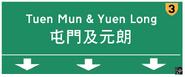 NW Tsing Yi Interchange R3N
