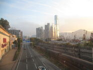 Lin Chueng Rd near Olympic Station