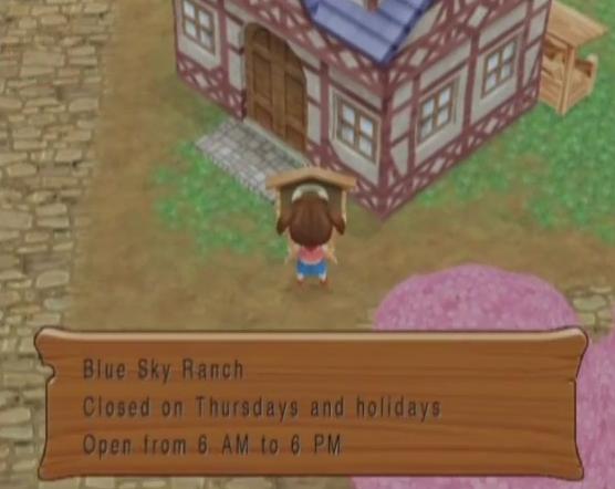 Blue Sky Ranch (MM)