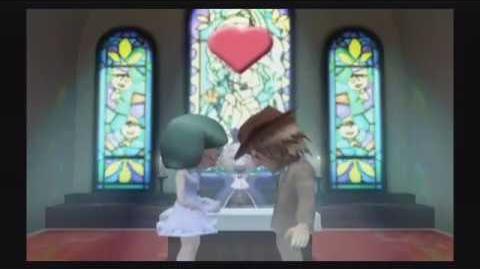 Harvest Moon Tree of Tranquility - Calvin & Phoebe – Wedding