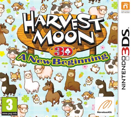 New a harvest guide moon beginning Renovation &
