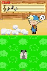 Suffolk Sheep Shearing Game (SI)