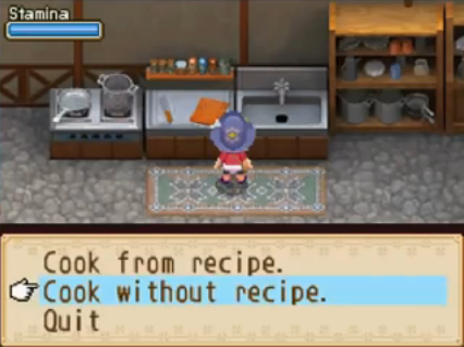 Cooking Recipes Grb The Harvest Moon Wiki Fandom