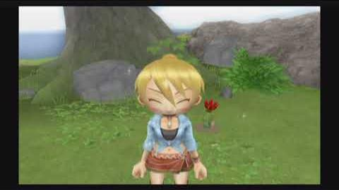 Harvest Moon Tree of Tranquility - Kathy - Confession