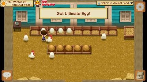How to get Ultimate, Miracle, Supreme Egg Harvest Moon Seed of Memories