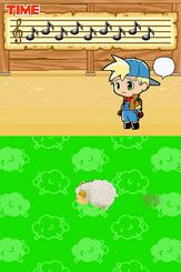 Sheep Shearing Mini Game (SI)