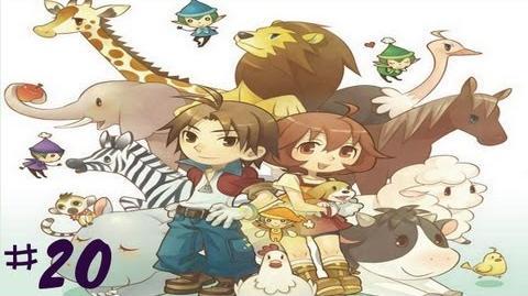 """Harvest_Moon_Animal_Parade_*_Ep._20_*_""""Flower_Festival_(Family)"""""""