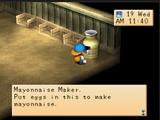 Mayonnaise Maker (BTN)