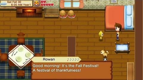 Celebrating Fall Festival and Pregnancy Harvest Moon Seed of Memories