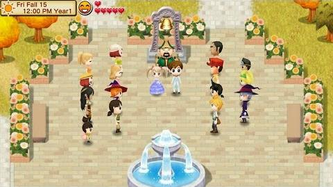 Getting_Married_with_Catherine_Harvest_Moon_Seed_of_Memories