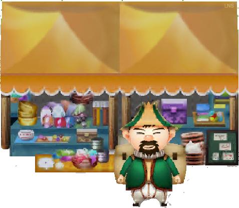 Sam's Shop (SoM)