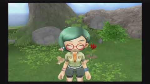 Harvest Moon Tree of Tranquility - Phoebe - Confession