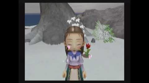 Harvest Moon Tree of Tranquility - Anissa - Confession
