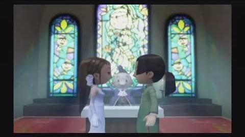 Harvest Moon Tree of Tranquility - Anissa & Jin - Wedding
