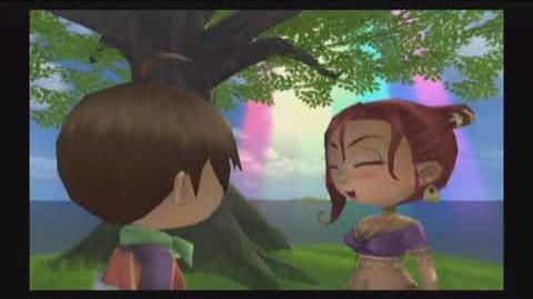 Harvest Moon Tree of Tranquility - Selena - Proposal