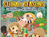 Story of Seasons: Pioneers of Olive Town