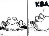 Кельвин-лягушка