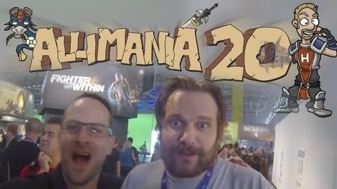 Allimania 20 Video-Tagebuch, Teil 2