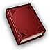 HM icon notebook red