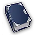 HM icon notebook blue