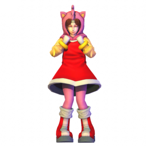 """LR Rin's """"Amy Costume"""" Outfit"""