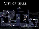Город слёз