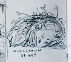 Green Beast Sketch