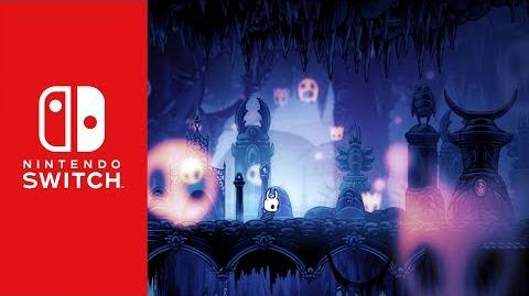 Hollow Knight - Nintendo Switch - Trailer