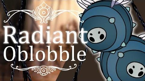 Oblobble Radiant (Hitless) Hollow Knight