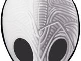 Fragmento de máscara