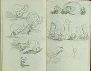 Aris Sketchbook 17