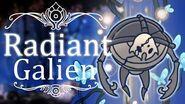 Galien Radiant (Hitless) Hollow Knight
