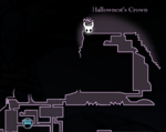Dream Nail Hallownests Crown Location 1.png