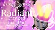 Enraged Guardian Radiant (Hitless) Hollow Knight