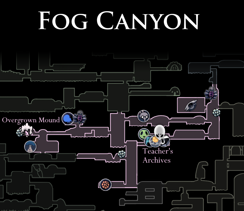 Fog Canyon