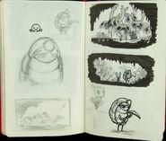 Aris Sketchbook 14