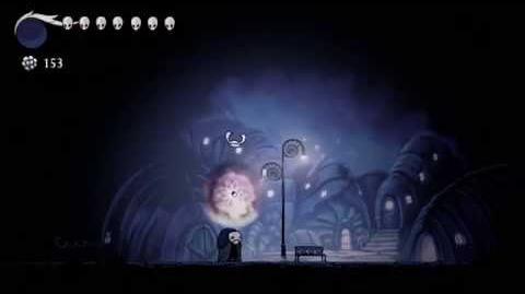 Hollow Knight Dream Nail trailer