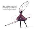 Playable Hornet