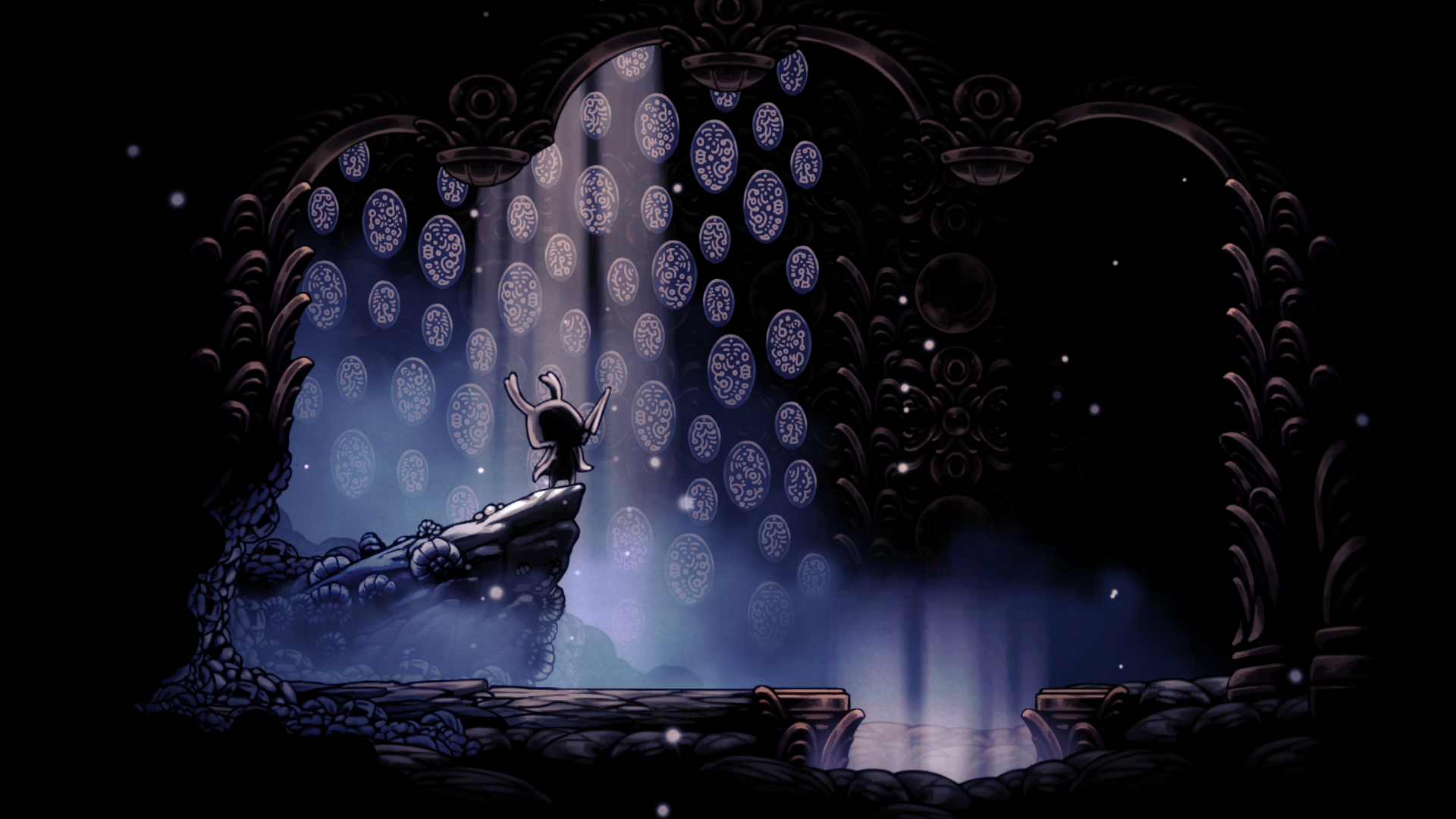 The Eternal Ordeal Hollow Knight Wiki Fandom Hollow knight, team cherry, indoors, clock, no people video game, hollow knight.