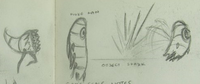 Flukemon sketch