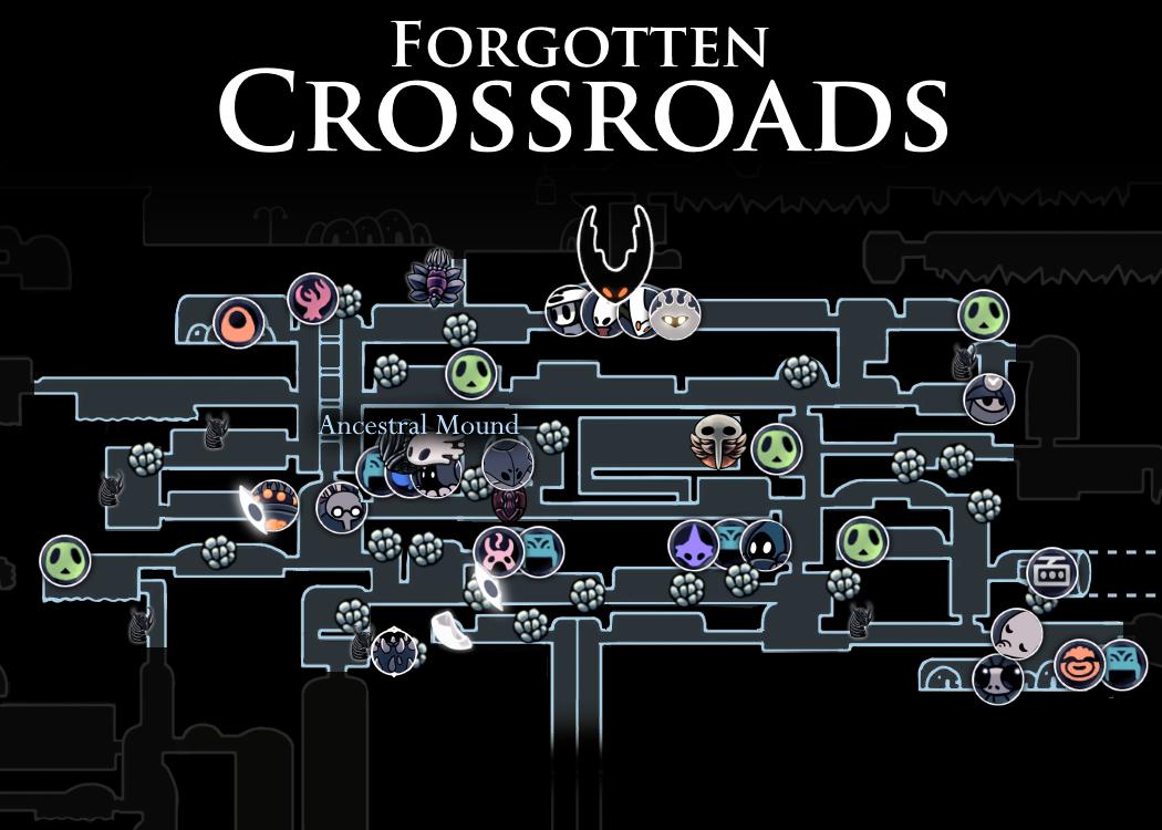 Forgotten Crossroads
