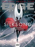 Hollow Knight Silksong Couverture Edge Février 2021