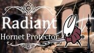 Hornet Protector Radiant (Hitless) Hollow Knight