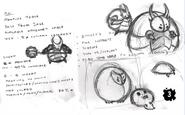 False Knight Concept Sketch