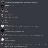 Discord Nailsmith Voicelines