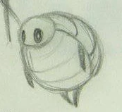 Wandering Husk sketch