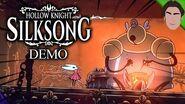 Silksong Demo Gameplay at E3 2019