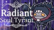 Soul Tyrant Radiant (Hitless) Hollow Knight